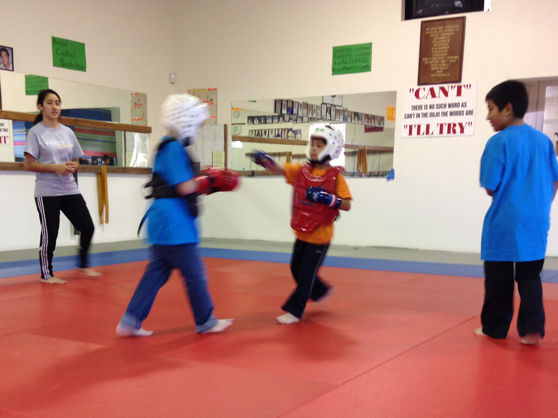 Martial Arts Summer Day Camps are BACK!