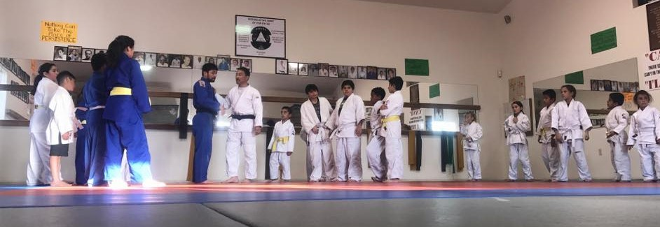 Kids Beginning/Novice Judo Classes